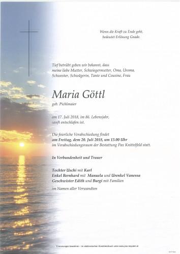 Maria Göttl
