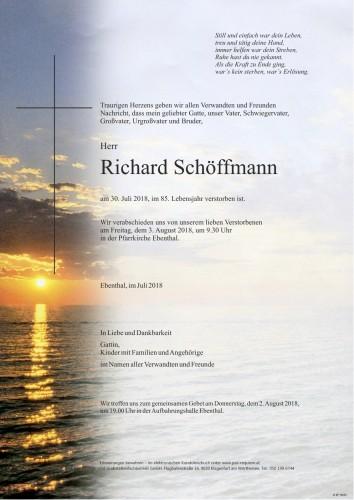 Richard Schöffmann