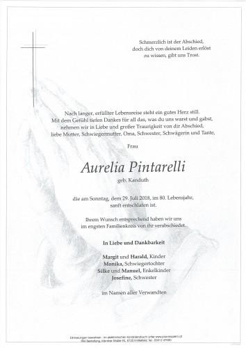 Aurelia Pintarelli