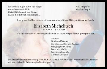 Elisabeth Michelitsch