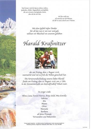 Harald Kraßnitzer