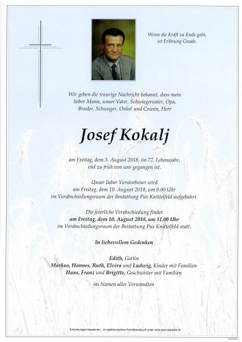 Josef Kokalj