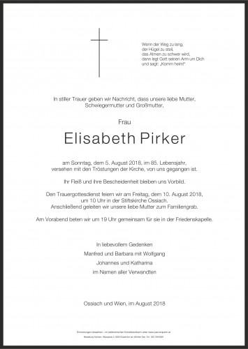 Elisabeth Pirker