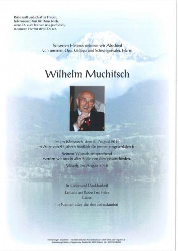 Wilhelm Muchitsch