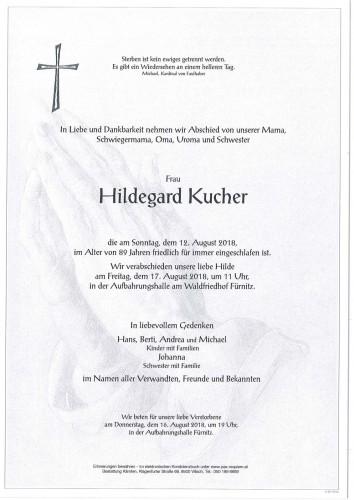 Hildegard Kucher