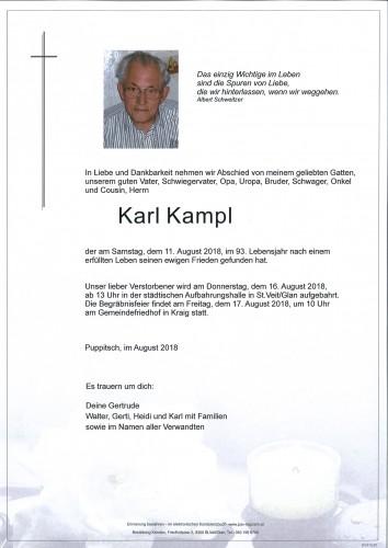 Karl Kampl