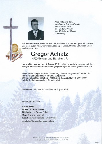 Gregor Achatz