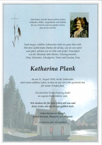 Katharina Plank