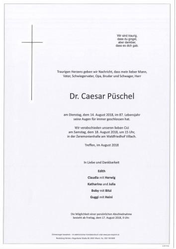 Caesar Püschel