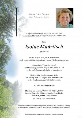 Isolde Madritsch