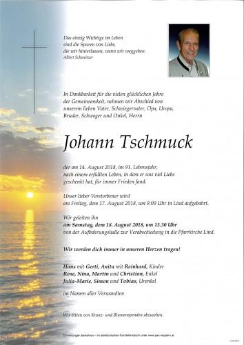 Johann Tschmuck