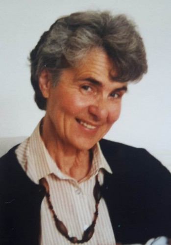 Luise Kronawetter, geb. Elsigon