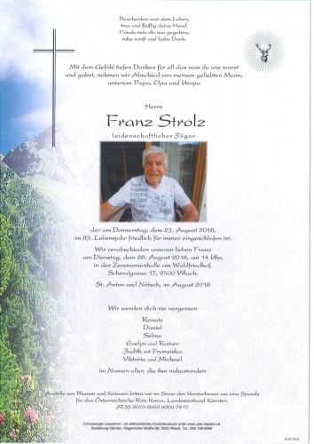 Franz Strolz