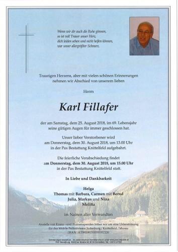 Karl Fillafer