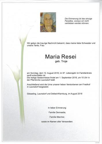 Maria Resei