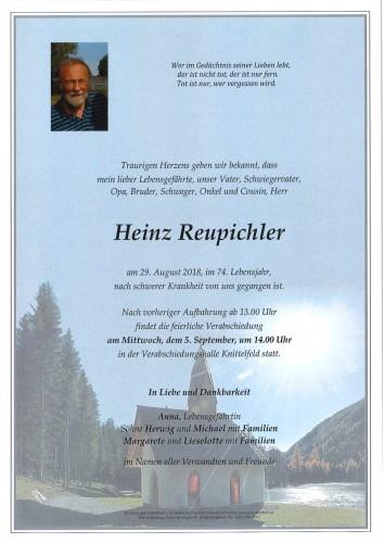 Heinz Reupichler
