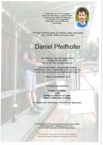 Daniel Pfeifhofer