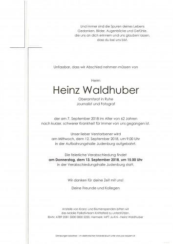 Heinz Waldhuber