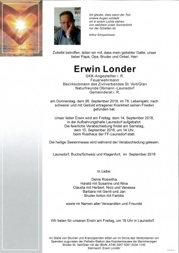 Erwin Londer