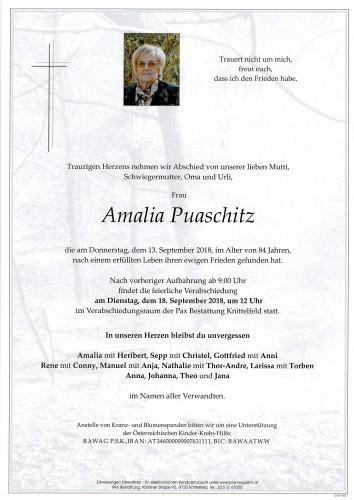 Amalia Puaschitz