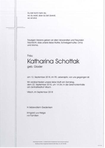 Katharina Schottak
