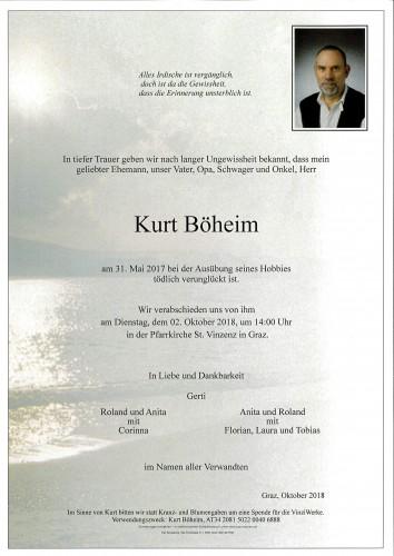 Kurt Böheim