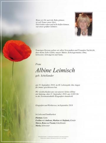 Albine Leimisch