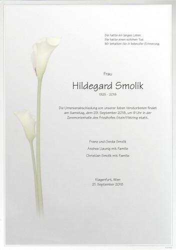 Hildegard Smolik