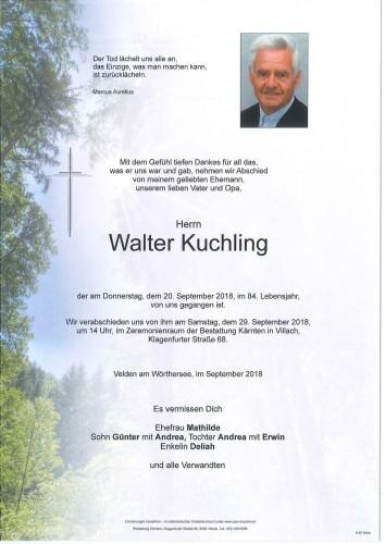 Walter Kuchling