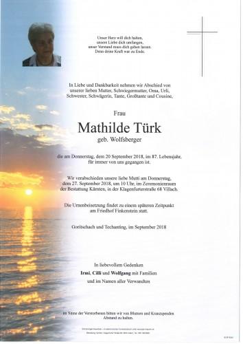 Mathilde Türk