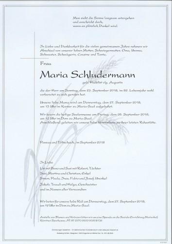 Maria Ida Schludermann