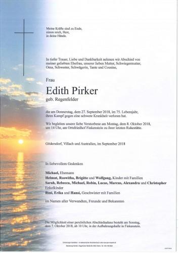 Edith Pirker