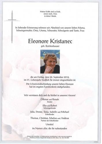 Eleonore Kristanec