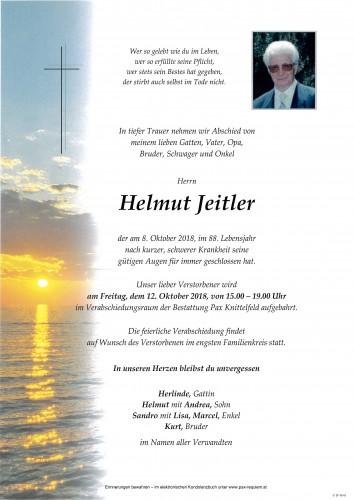 Helmut Jeitler