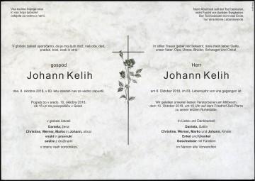 Johann Kelih