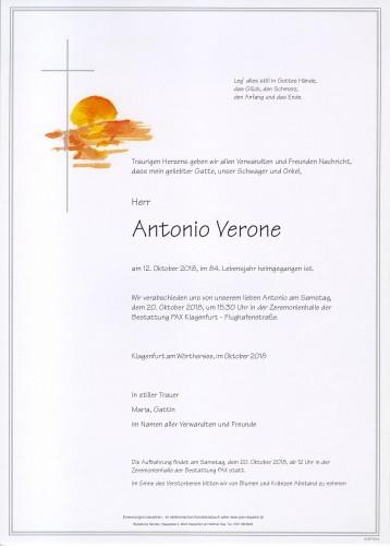 Antonio Verone