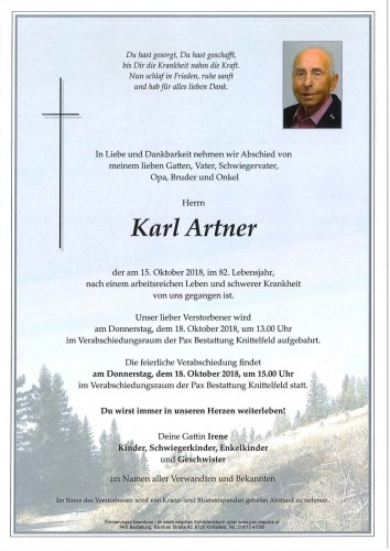 Karl Artner