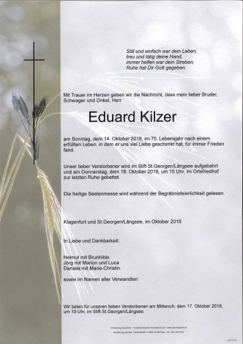 Eduard Kilzer