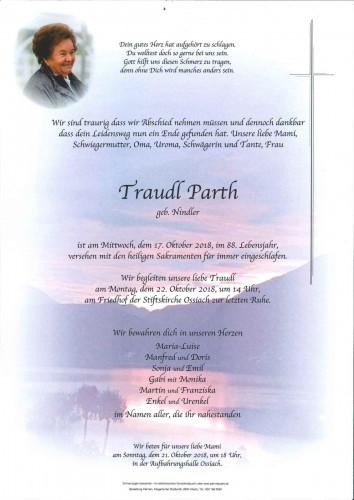Traudl Parth