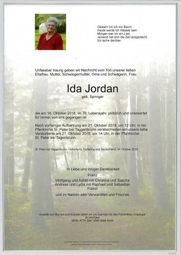 Ida Jordan