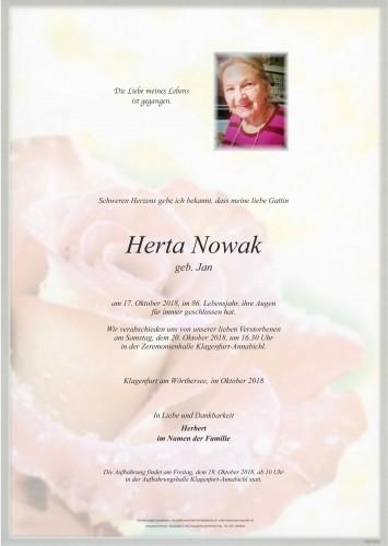 Herta Nowak