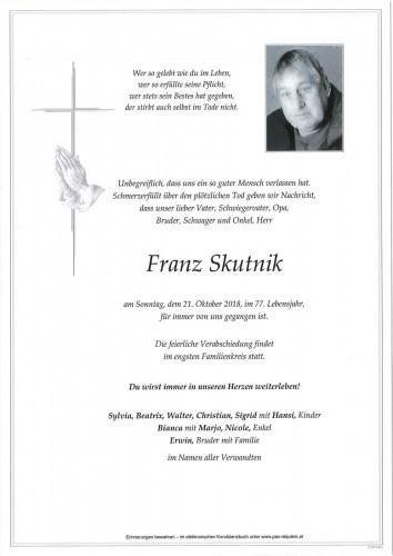 Franz Skutnik