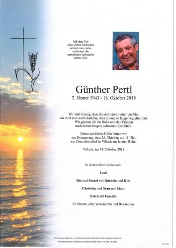 Günther Pertl