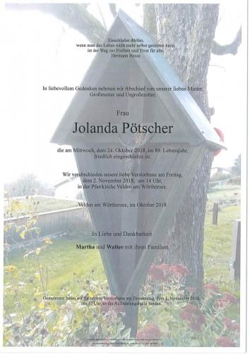 Jolanda Pötscher