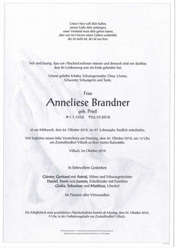 Anneliese Brandner