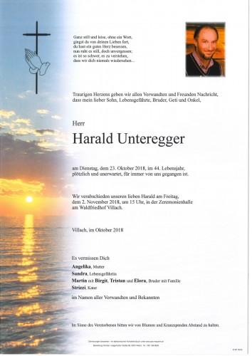 Harald Unteregger