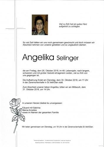 Angelika Selinger