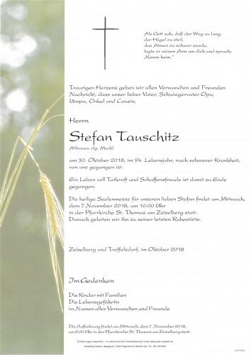 Stefan Tauschitz