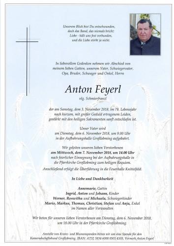 Anton Feyerl