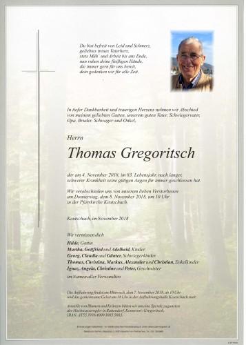 Thomas Gregoritsch